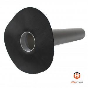 Ecoflox Resitrix met bevestigingsflens Ø 75 600mm